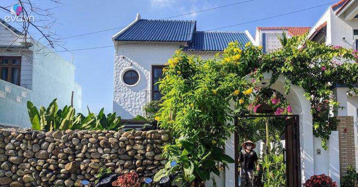 Ngôi nhà cũ ở Quảng Ngãi 'lột xác' nhờ kiến trúc phong ...